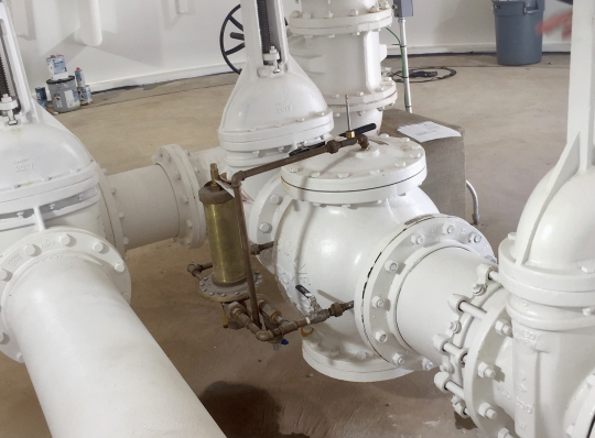 Kennedy Valve & Ross Valve | Altitude-&-Gate Valves | Newport, NC