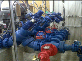 Ross Valve | Angle Body Pump Control | Flatwoods, WV